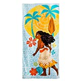 Disney Moana Beach Towel for Kids