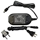 HQRP HQRP AC Adapter/Charger for JVC GZ-MS120RUS, GZ-MS130, GZ-MS130AUS, GZ-MS130B, GZ-MS130AU Camcorder with USA Cord & Euro Plug Adapter jvc camcorders Dec, 2020