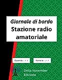 Giornale di bordo Stazione radio amatoriale