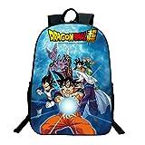 Mochila Dragon Ball Niño, Mochila Dragon Ball Escolar Adolescente Chicas Primaria Mochilas y Bolsas Escolares Mochila Dragon Ball Goku Impresión Juvenil Bolsa Infantil (1)