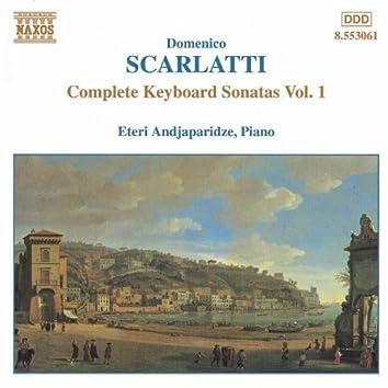 SCARLATTI, D.: Keyboard Sonatas (Complete), Vol.  1