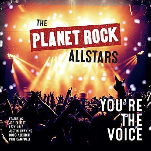 The Planet Rock Allstars