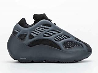 Yeezy 700 v3 Black sneakers shoes.