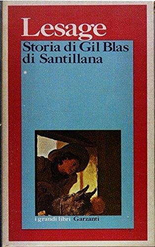 Storia di Gil Blas di Santillana