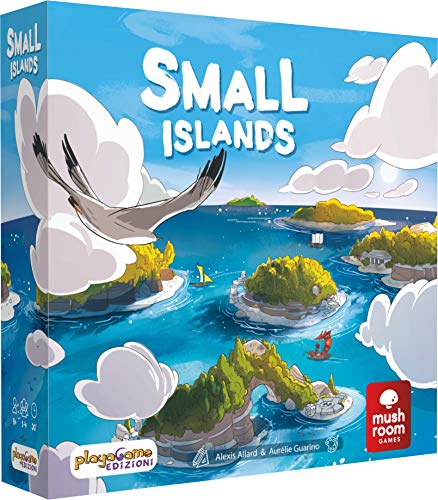Playagame Edizioni- Small Islands, SMSL