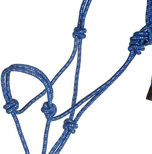 Mustang Economy Mountain Rope Halter//Lead