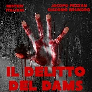 Il delitto del DAMS copertina
