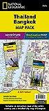 Thailand, Bangkok [Map Pack Bundle] (National Geographic Adventure Map)