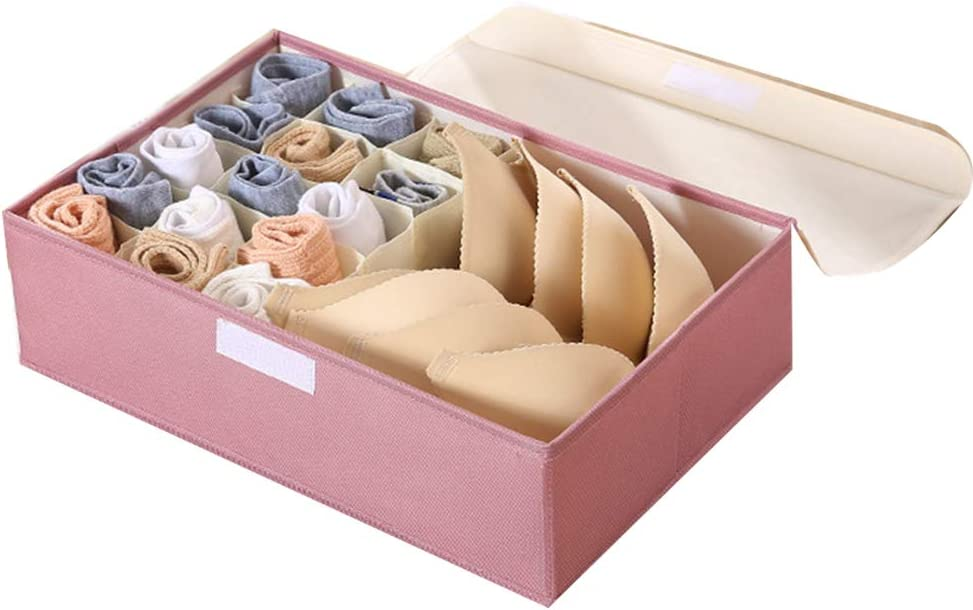 Drawer Organizer Elegant with Lids 1Pack Organizers Foldable Colorado Springs Mall Divider Cl