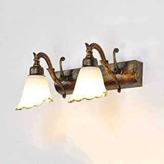Portable Vanity Lights,Simulated Daylight,Bathroom Lighting Waterproof Bath Mirror Lamps.Bath Vanity Lights LED Bathroom Make-up Bar Lighting DWLXSH LED Mirror Light