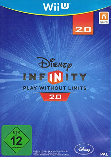 Diney Infinity 2.0 (nur Software) - Wii U