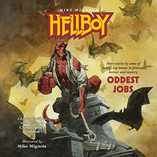 Hellboy: Oddest Jobs cover art