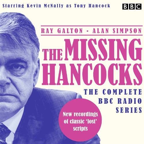 The Missing Hancocks: The Complete BBC Radio Series cover art