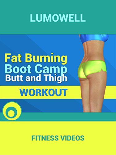 Fat Burning Boot Camp Butt and Thigh Workout [OV]