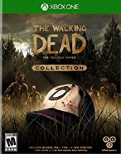 WB Games The Walking Dead Collection: The Telltale Series - Xbox One