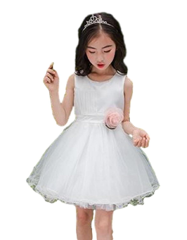 Hide Awayフラワーガールのドレス[ 4?' 3?