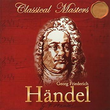 Handel: Music for the Royal Fireworks, HWV 351, Water Music Suite No. 1, HWV 348, Suite, HWV 341 & Oboe Concerto, HWV 301