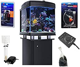 JBJ 28 Gallon Nano Cube WiFi LED Aquarium & Wavemaker with Stand
