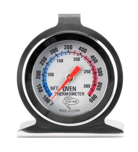 Chef Aid - Termometro da Forno, in Metallo