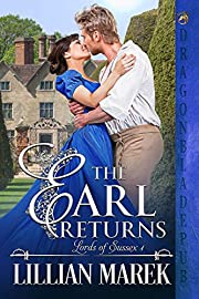 The Earl Returns (Lords of Sussex Book 1)