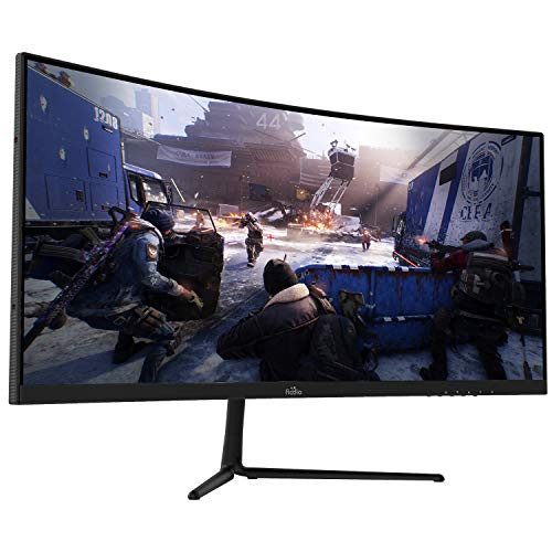 29' Curved 100Hz LED Gaming Monitor Full HD 1080P...