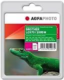 AgfaPhoto LC970M/LC1000M - Cartucho de Tinta
