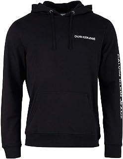 Calvin Klein Jeans - Institutional Chest Hoodie, Black