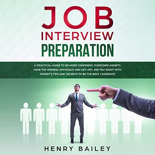 Couverture de Job Interview Preparation