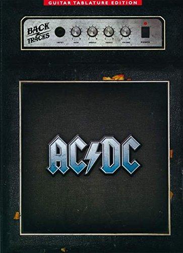 AC/DC: Backtracks - Guitar TAB: Songbook für Gitarre (Guitar Tablature Editions)