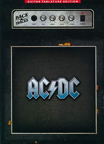 Ac/Dc Backtracks (Gtr Tab Edition): Backtracks - Guitar TAB (Guitar Tablature Editions)