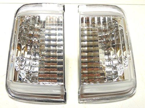 Preisvergleich Produktbild Außerhalb Außenspiegel Turn Signal Indicator Repeater links + rechts SET