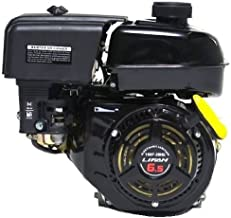 Lifan Power LF170F-BHQ 7 HP Horizontal Shaft Recoil Start Engine with 6:1 Gear Reduction