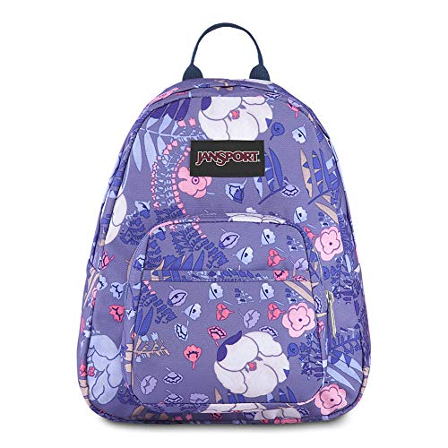 JanSport Half Pint Blue Liana Vines One Size