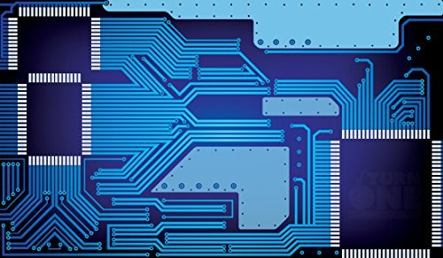 Circuit Board Playmat by Turn One Gaming Supplies