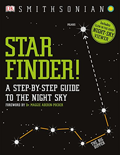 Star Finder!: A Step-by-Step Guide to the Night Sky
