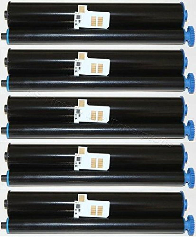 5x kompatible Faxfolie für Philips Fax Magic 5 5 5 PFA-351 PFA351 PFA-352 PFA352 B071RP8Y7T  | Fairer Preis  658605