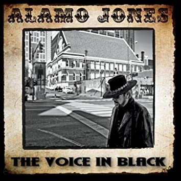 Alamo Jones the Voice in Black