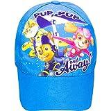 Gorra de la Patrulla Canina para niños, talla ajustable de 3 a 8 años
