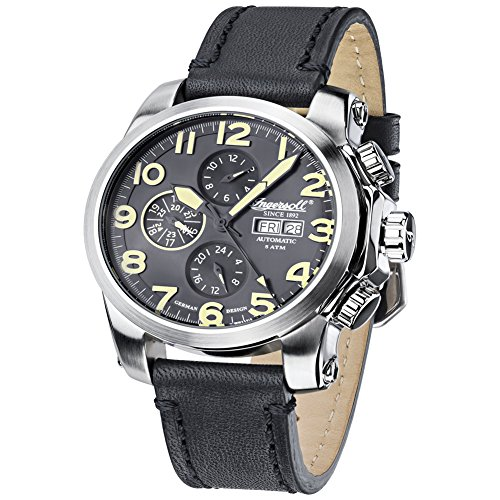 Ingersoll Armbanduhr POMO IN2301SBK
