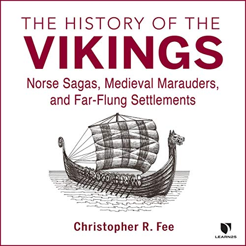 The History of the Vikings cover art