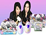Clip: New Hatchimals Colleggtibles Surprise Eggs Blind Bags Opening with Princess ToysReivew