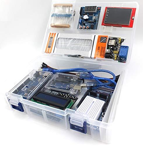 jdhlabstech Open Source Shields Super Kit für UNO, MEGA