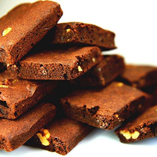 【訳あり】 高級チョコブラウニ− どっさり1kg