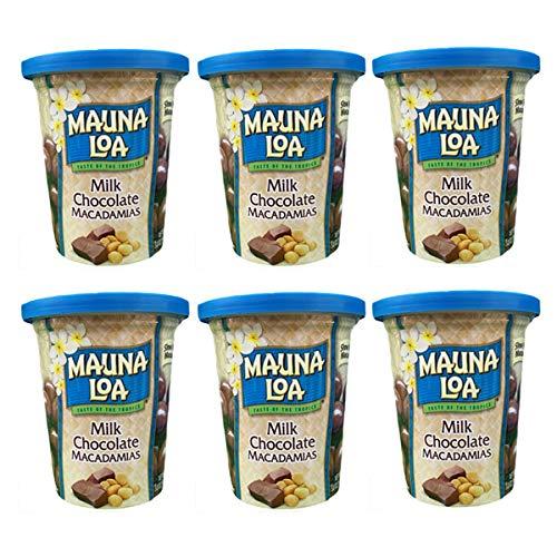 (マウナロア) ミルクチョコレート マカダミアナッツ 142g×6個