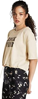Rockwear Activewear Women's Savannah Bungee Tee from Size 4-18 for T-Shirt Tops