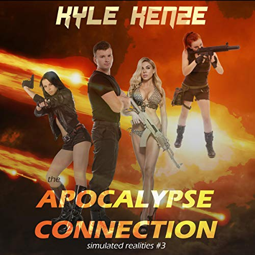 Couverture de The Apocalypse Connection (Simulated Realities)