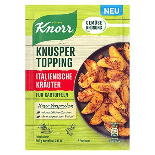 Knorr Knusper Topping Italienische Kräuter, 40 g