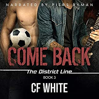 Come Back cover art