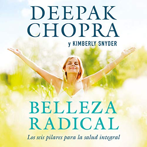 Belleza radical [Radical Beauty] audiobook cover art