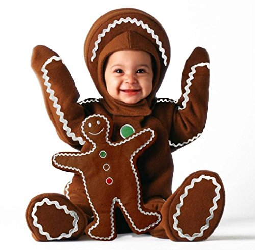 Tom Arma Gingerbread Baby Costume